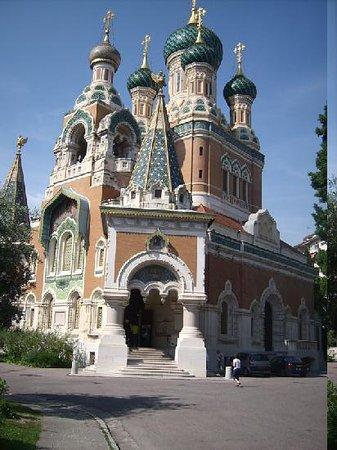 Nizza - Chiesa Ortodossa