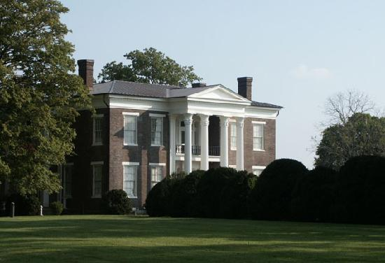 Columbia, TN: Rippavilla Plantation in Spring Hill