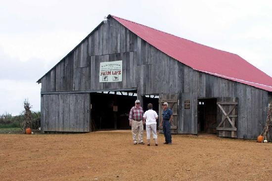 Columbia, Теннесси: Tennessee Museum of Early Farm Life