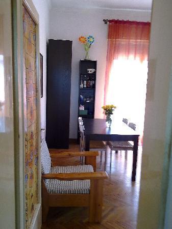 A Casa Di Chiara: soggiorno