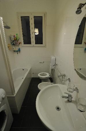 A Casa Di Chiara: bagno