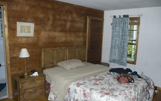 The Woods Lodge: Bedroom Willow