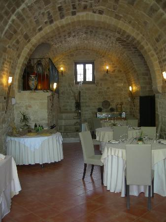 Torre don Virgilio Country Hotel: Una saletta pranzo