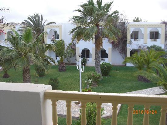 Hotel Cedriana: le patio