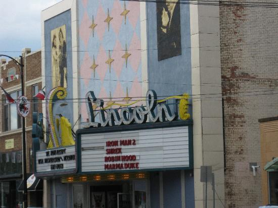 Шайенн, Вайоминг: Lincoln Theater in Cheyenne, Wyoming