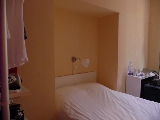 Hotel Danemark : Lit