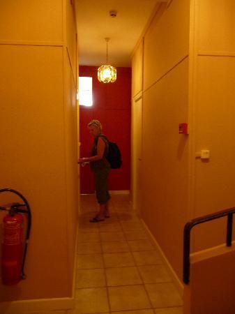 Hotel Danemark: Corridor