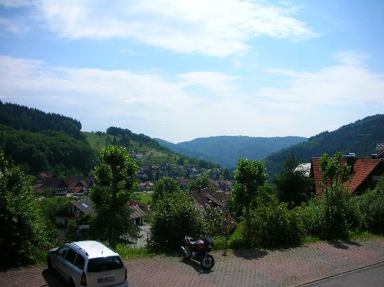 Seebach, Germany: Room with a veiw