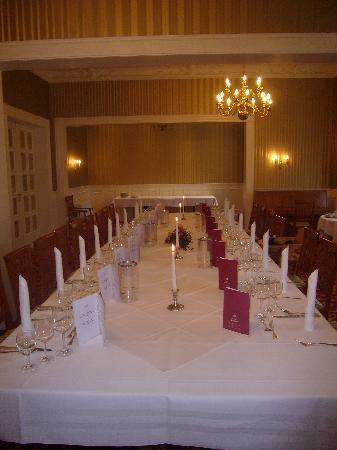 Kaiserhof: Saal für Familienfeiern