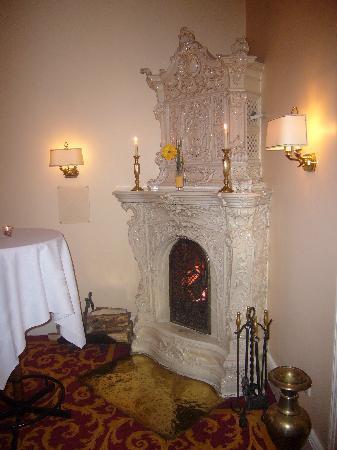 Kaiserhof: Im Nebenraum des Foyers