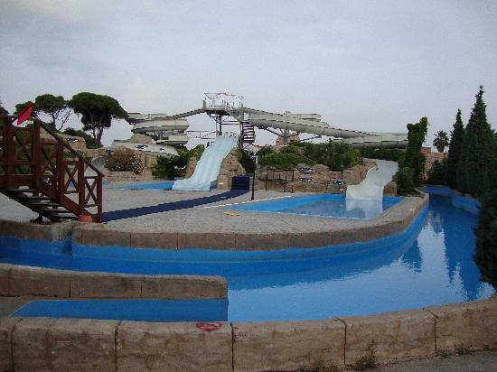 WOW Topkapi Palace: Waterpark on site