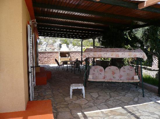 Vathy, Yunani: meganissi villa