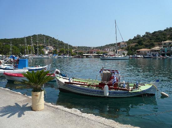 Vathy, Hellas: Vathi Port