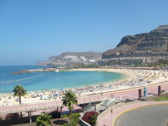 Hotel Altamadores : Amadores Beach (very nice).