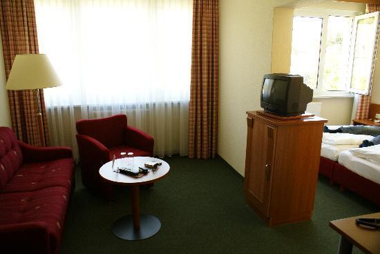 Hotel Kloster Nimbschen: Doppelzimmer