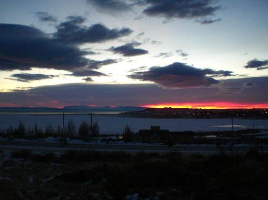Solares Del Sur : Vista do amanhecer
