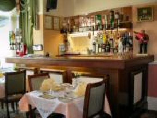 Pembroke Hotel: Dining Room