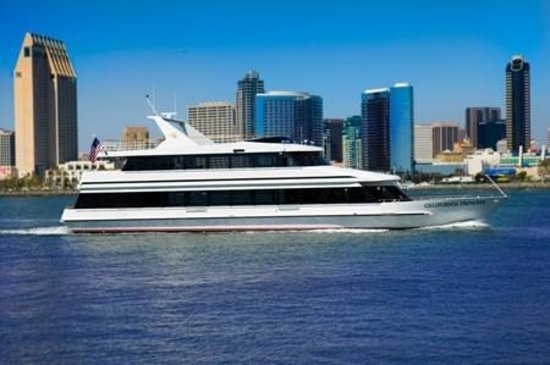 San Diego Harbor Excursion Picture Of Flagship Cruises