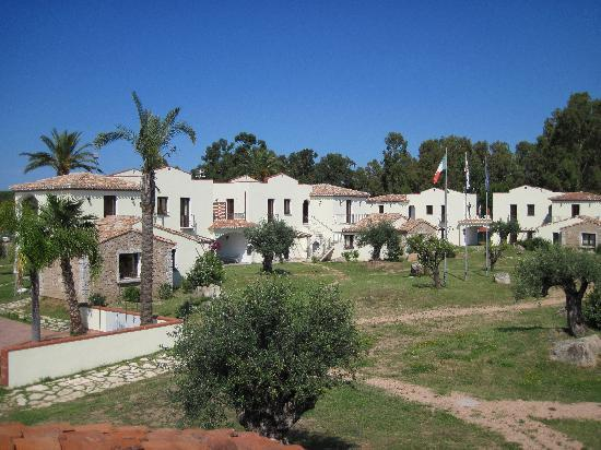 Marina Torre Navarrese Resort: L'hôtel