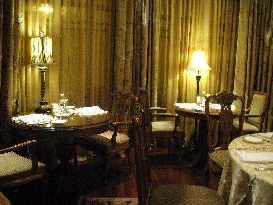 هوتل جرانو دي أورو: Dining Room