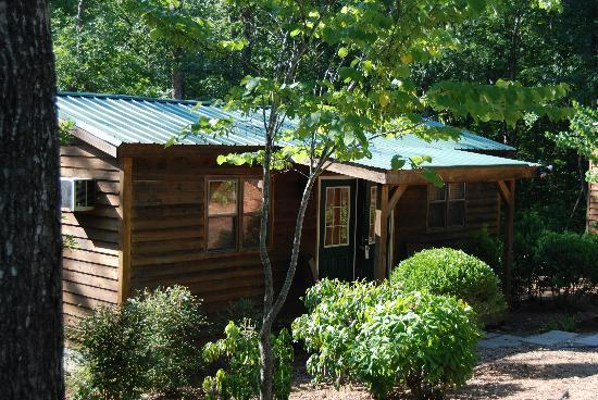 Dahlonega Spa Resort: Cabin 19