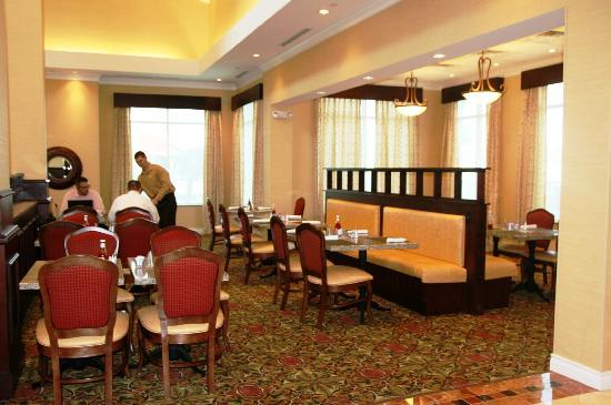 Hilton Garden Inn Houston West Katy Mills : Not only do we have a made to order breakfast every morning just for you but our Great American