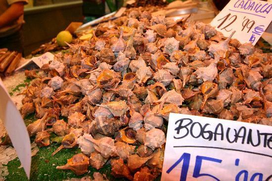 Βαρκελώνη, Ισπανία: Mercat de la Boqueria