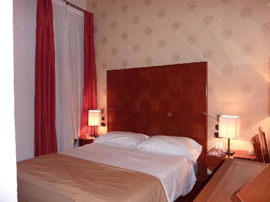 Hotel delle Nazioni: Our room