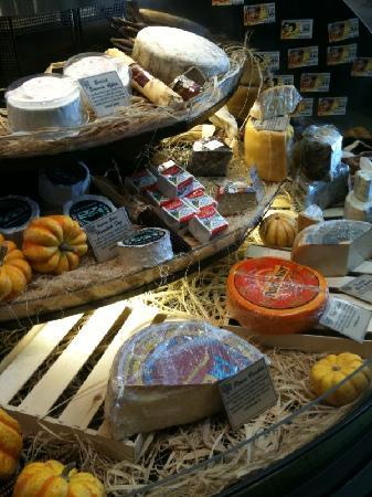 Farmstand 46: Cheeses