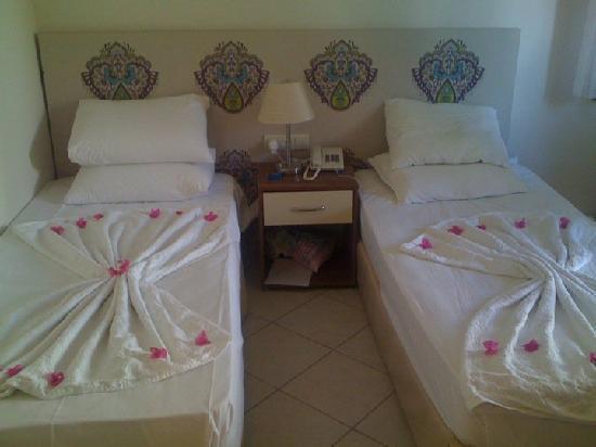 Paloma Hotel: Bedroom