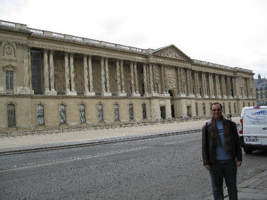 Παρίσι, Γαλλία: Musée du Louvre