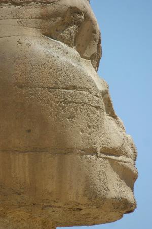 Giza, Egypt: Sphinx