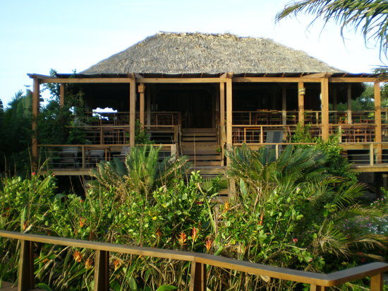 "The Quarterdeck Restaurant & Bar : The ""Best and Only"" Place to eat in Placencia"