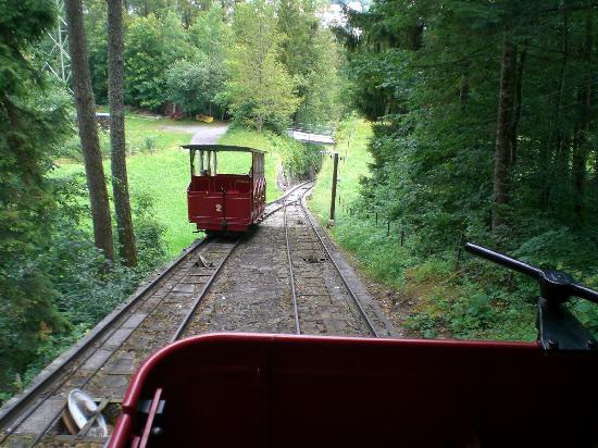 Reichenbach Falls : Funicular
