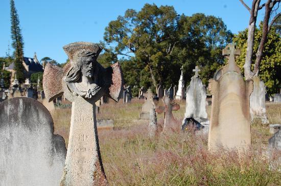 Rookwood Cemetery: Old Catholic Section