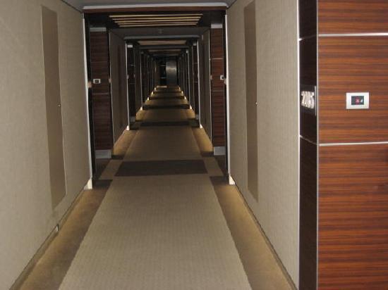 Swissotel Grand Efes Izmir: Hallway