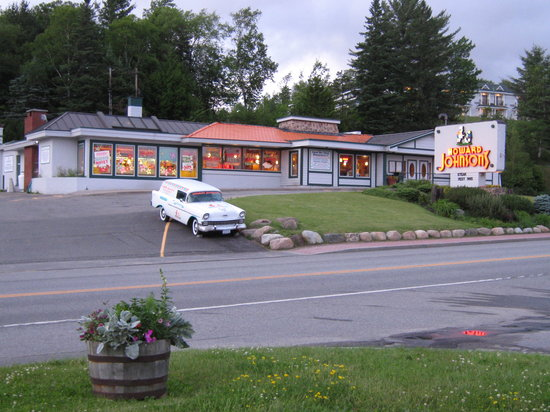 Howard Johnson Restaurant: Lake Placid Hojo's