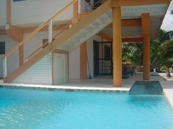 Maya Beach Hotel: Private pool