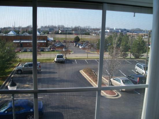 TownePlace Suites Bloomington: Window View-1