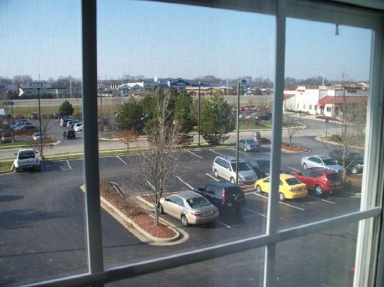 TownePlace Suites Bloomington: Window View-2