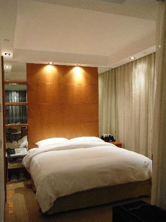 Lanson Place Hotel: Sleeping Area