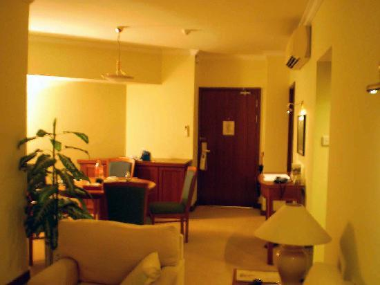 Somerset Grand Hanoi: Two-Bedroom Unit