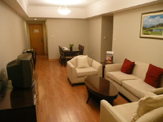 New Harbour Service Apartments : Western Style
