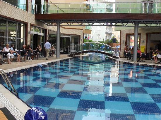 Tac Premier Hotel and Spa: A good pool