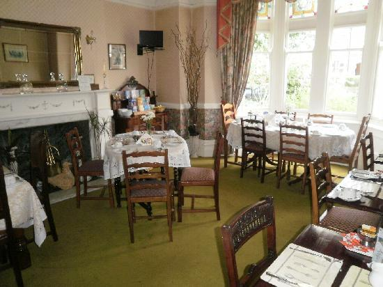 Preste Gaarden: Diningroom