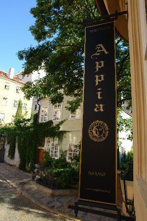 Appia Hotel Residences: APPIA - Blick aus dem Fenster 1