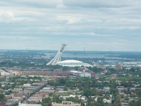 Montreal, Kanada: Olympisches Stadion