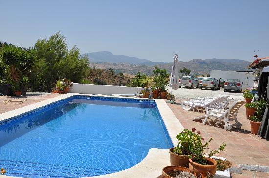 Casa Patricia: A view...
