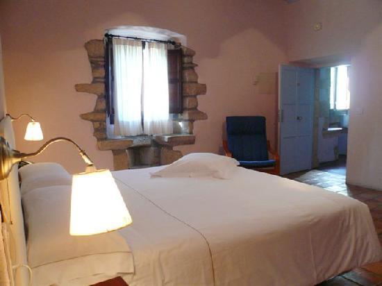Hotel Masferrer : Habitación donde dormimos