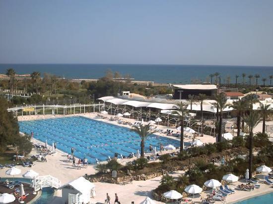Titanic Beach Lara Hotel: 50m-Becken